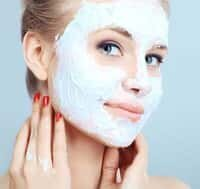 кисло-молочная маска для лица